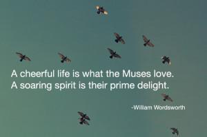 Diagramming William Wordsworth Quotes