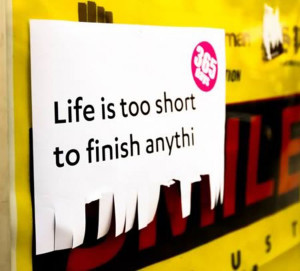 Life is too short to waste it on something unimportant… And here are ...