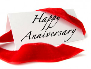 ... two most approved forms for anniversary invitations are given below