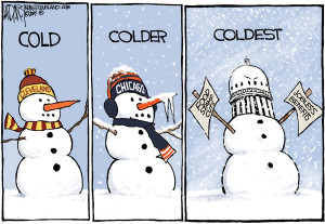 Cold Temps and Benefit Cuts