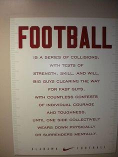 ... gifts, idea, footbal season, high school football quotes, cheer gift