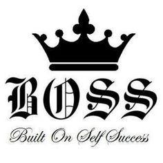Built on self success