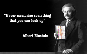 Fellows of Science and Imagination: Albert Einstein Quotes
