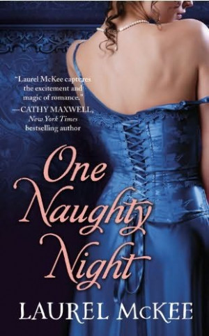 book cover of One Naughty Night