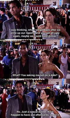 Miss Congeniality (2000) - Movie Quotes #misscongeniality #moviequotes ...