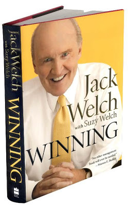 Jack Welch when CEO of General Electric: