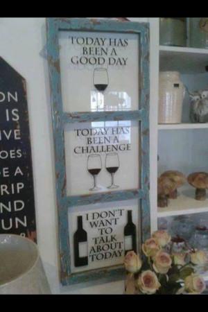 Wine-inspiration lol @Penni Pennington Kappmeyer