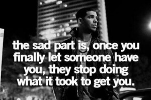 Drake photo quotes and sayings sad meaningful