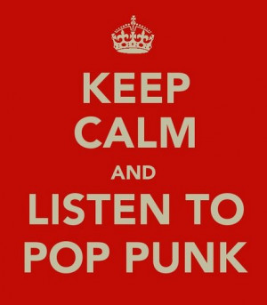 Pop Punk Quotes