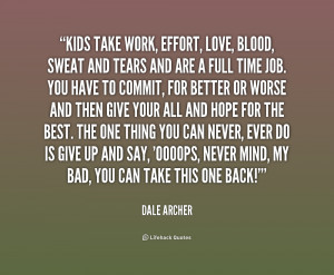 Quotes About Love and Effort