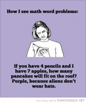 how i see math problems quote funny pics pictures pic picture image ...