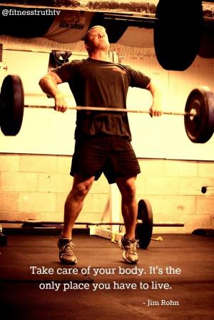 Jim Rohn. #quotes #motivation #fitnesstruth
