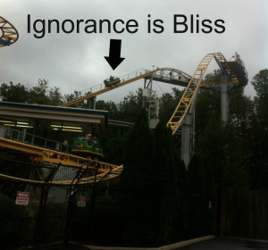Ignorance Is Bliss Quote