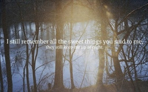 love, night, quote, remember, sad, sweet, text