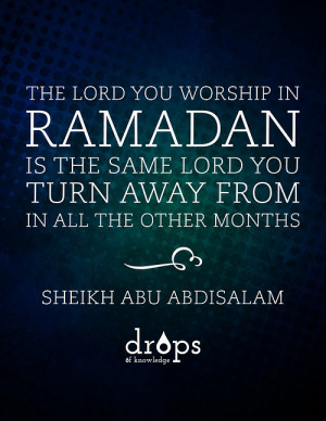 10+ Ramadan Mubarak Picture Quotes from Quran-Islamic Sayings