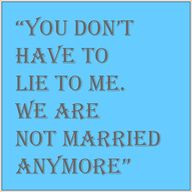 Funny Ex Husband Quotes
