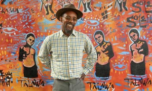 Pioneering 'dub poet' Linton Kwesi Johnson wins Golden PEN award