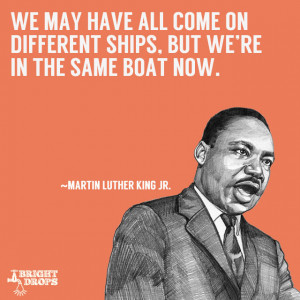 10 Inspiring Martin Luther King JR. Quotes | Bright Drops