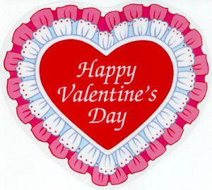 Happy Valentine's Day , everyone!