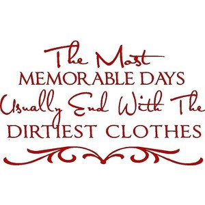 dirty laundry sayings