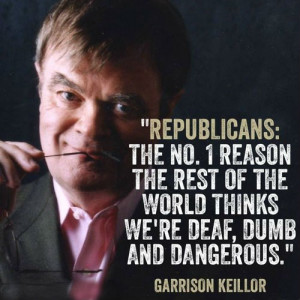 Republicans: The No.1 reason the rest of the world thinks we're deaf ...