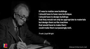 frank lloyd wright interior design