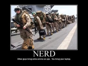 military-humor-funny-joke-soldier-gun-nerd-marine-bring-your-laptop