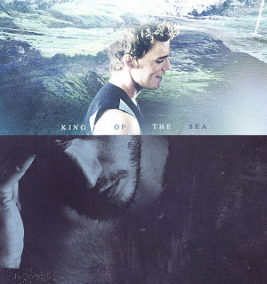The Hunger Games Finnick