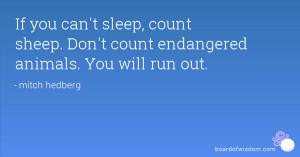 endangered species quote 2