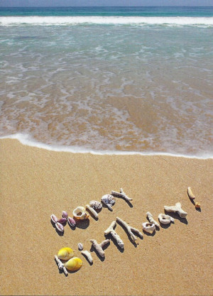Nouvelles Images: Beach Happy birthday