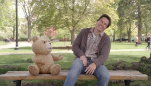 Ted and Mark Marky Mark Wahlberg