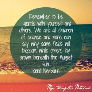 Kent Nerburn quote