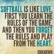 ... softball quotes tumblr sports daughters plays softball fastball quotes
