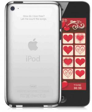 Ipod Touch Valentine