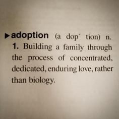 Adoption Center of Hope