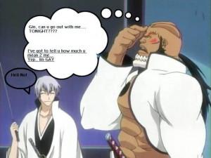 Gin Ichimaru Bleach Cosplay