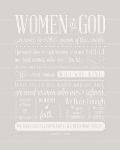 Love this, but I'm pretty sure it should be attributed to Sheri Dew. I ...