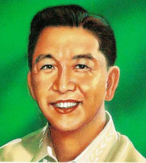 FERDINAND MARCOS MAKES SURPRISE APPEARANCE ON CAMPAIGN TRAIL