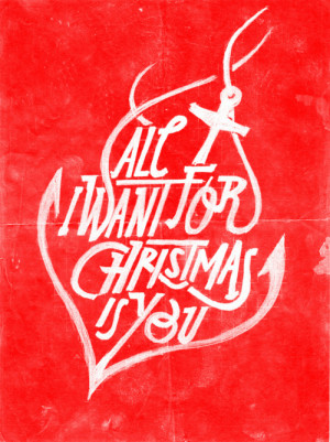 all_i_want_for_christmas_is_you_anchor_quote