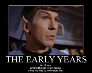 Famous Captain Spock Quotes