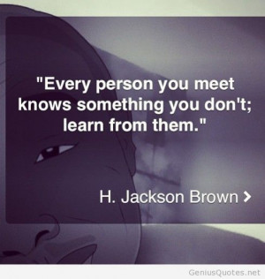 Jackson Brown, Jr quotes