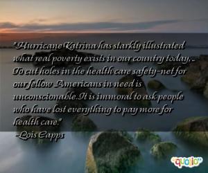 Quotes About Hurricane Katrina