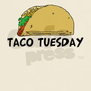 funny gifts funny mens taco tuesday light t shirt