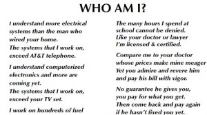 Who AM I Poem