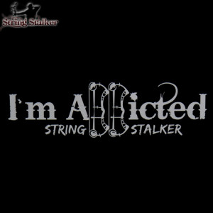 Bow Hunting Decals String stalker bow hunting