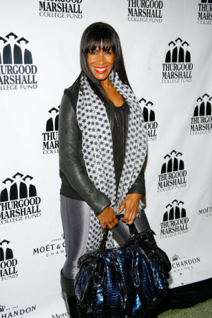 ... & Sheree at 4th Annual Thurgood Marshall College Fund Fashion Show