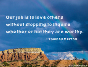 Teacher Tuesdays - Thomas Merton