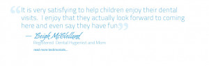Pediatric Dentist Quotes . As a pediatric dentist, you're not only ...