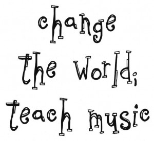 The History of Music Education