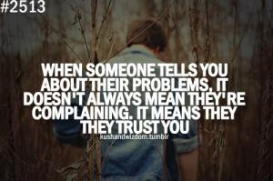 kushandwizdom, quote, quotes, trust